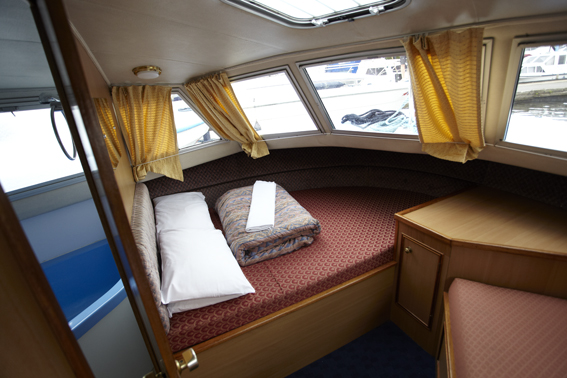 Brinks Romany Forward Cabin