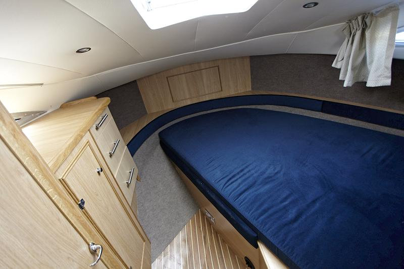 Brinks Quartet Forward Cabin