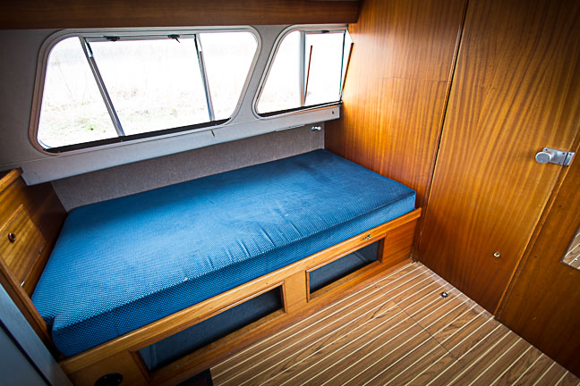 Brinks Supreme Star - Aft Cabin, Double Berth