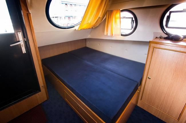 Brinks Supermore - aft cabin / double berth