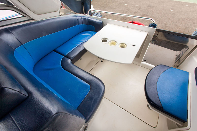 Brinks Sontata - Cockpit Seating