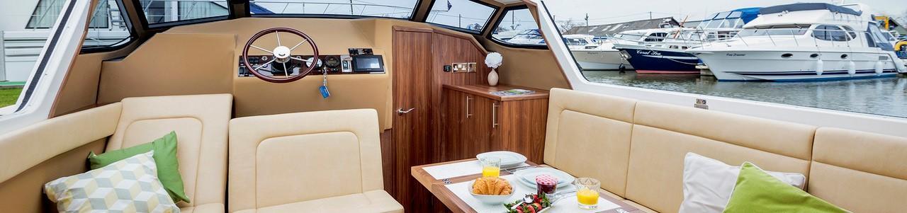 Norfolk Broads Boat Hire, & Holiday Homes - Barnes Brinkcraft