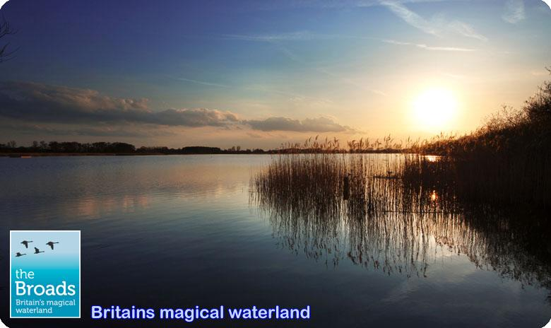 Britains magical waterland