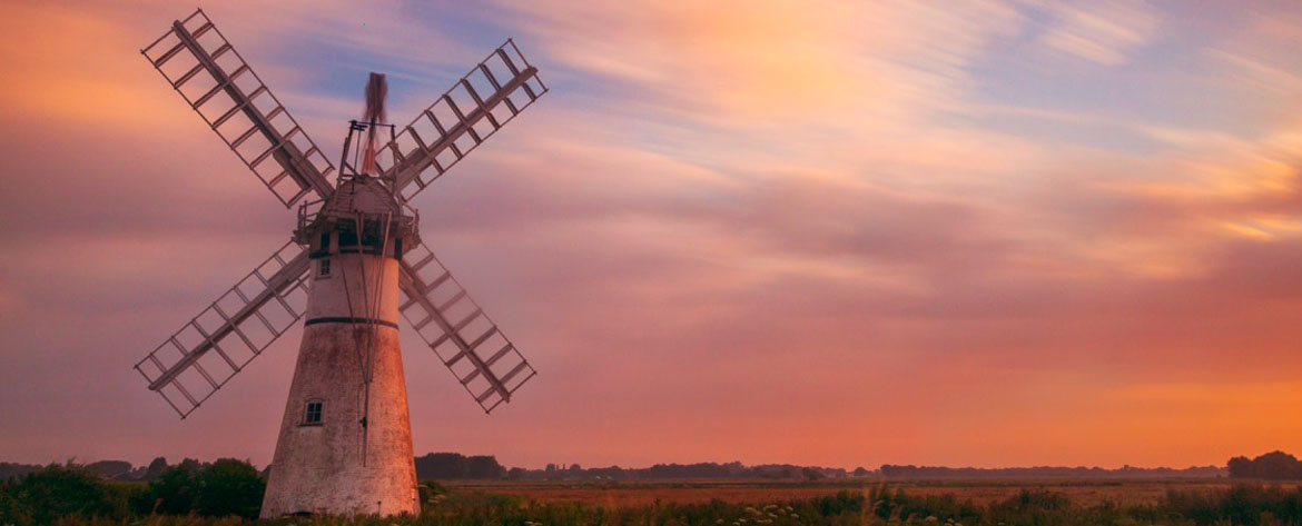 Thurne Mill - photograph from customer Glen Berry