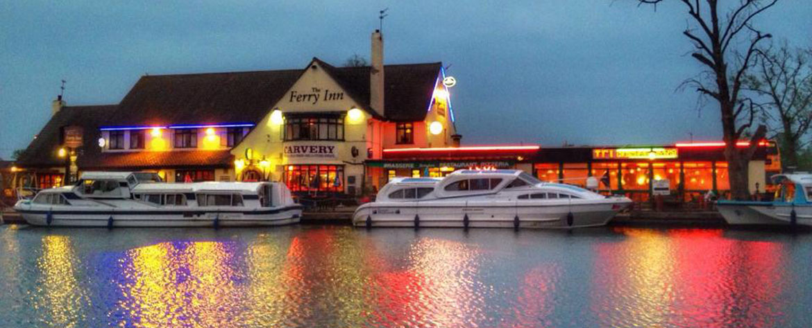 Horning Ferry P.H - photograph by customer Lisa Grayston