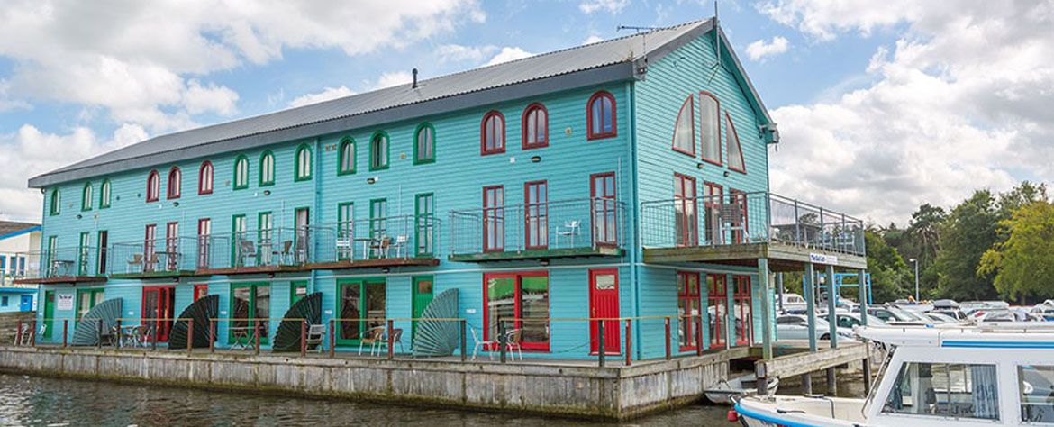 The Sail Loft, riverside self catering apartments