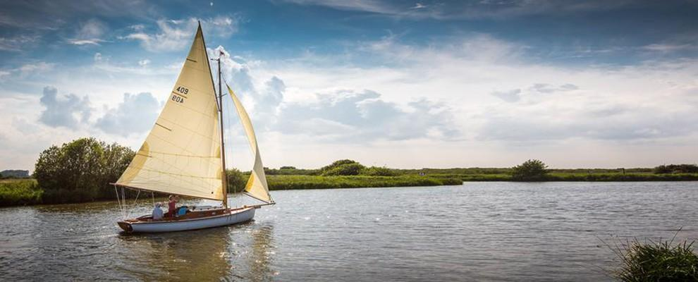 Peaceful holidays on the Norfolk Broads