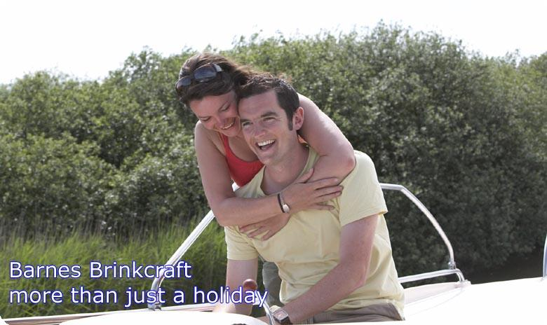 Barnes Brinkcraft more than just a holiday