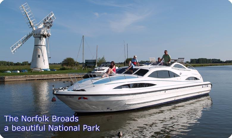 The Norfolk Broads | A beautiful National Park