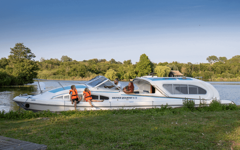 The Norfolk Broads Customer Experiences