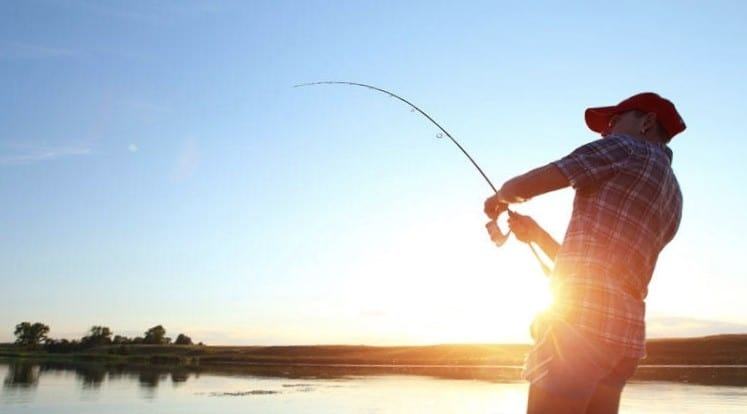 Holiday Cottages with Fishing