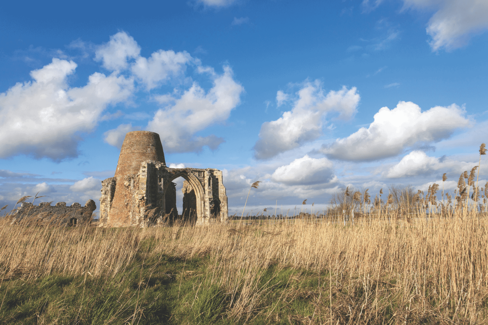 Day Boat Hire trip to St Benet's Abbey
