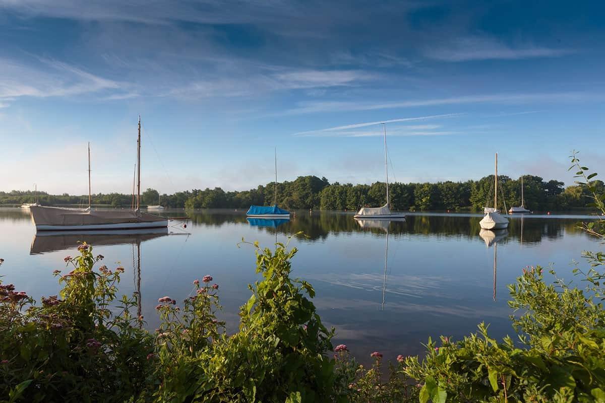 Norfolk Broads boating holidays