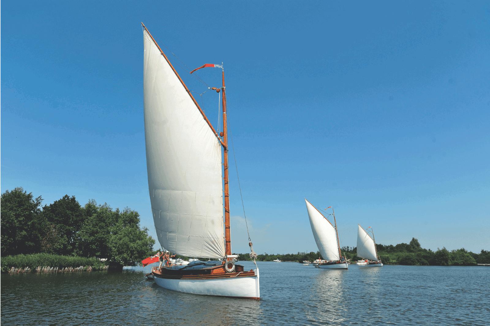 Norfolk Werrys Sailing