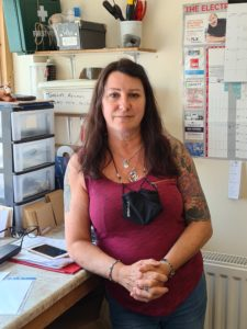 Sheila VW - Head Cleaner and Super Woman - Barnes Brinkcraft